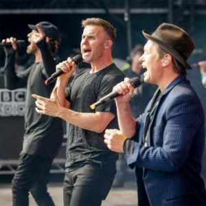 Take That Manchester Arena