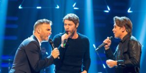 Gary Barlow quiere a Jason Orange en el aniversario de Take That