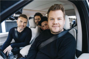 Take That Carpool Karaoke