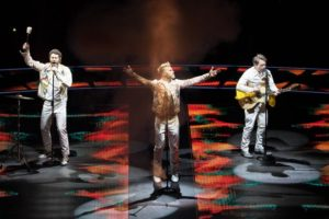 Take That en el Manchester Arena