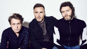 Take That en los cines desde el O2 de Londres