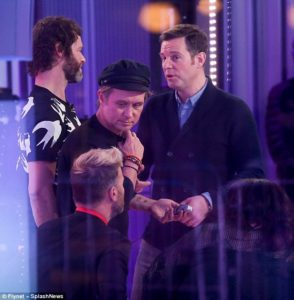 Take That en The One Show