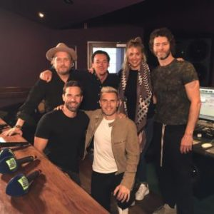 Take That at Hits Radio Live