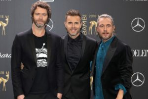 Take That en los Bambi Awards