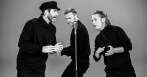 Take That lanzan su nuevo single Out Of Our Heads. Take That en España